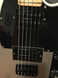 just finished building my custom beadgbb hh telecaster w
