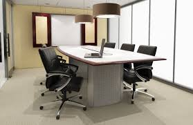 Large White Meeting Table Conference Room Table And Chairs Richfielduniversity Us