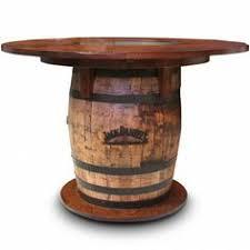 whiskey barrel table for sale whiskey barrel furniture for sale newest creation 3 barrel