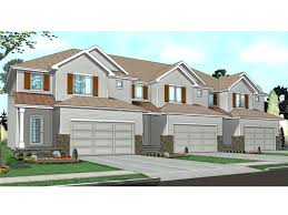 Luxury Townhomes Floor Plans Townhouse Plans U0026 Townhouse Floor Plans U2013 The House Plans Shop