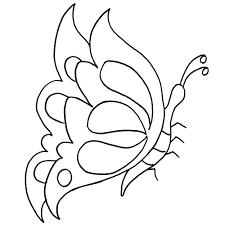 imagenes de mariposas faciles para dibujar mariposas para pintar en tela mariposas pinterest mariposas
