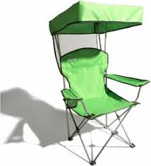 Folding Camping Chairs With Canopy Awesome Folding Canopy Chair Home Furniture On Home Furniture Idea
