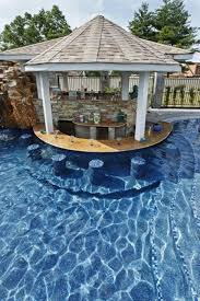 marvelous backyard designs with pool and outdoor kitchen with
