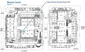 washington convention center floor plan world teleport association