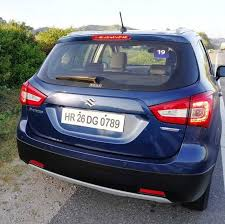 Maruti Suzuki Maruti Suzuki Unveils S Cross Facelift The Hindu