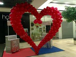 32 best san valentin images on pinterest balloon decorations