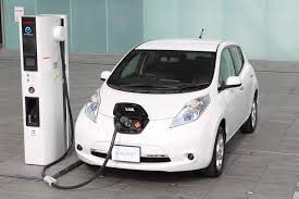 nissan leaf for sale australia electric cars take charge at the 2016 paris motor show