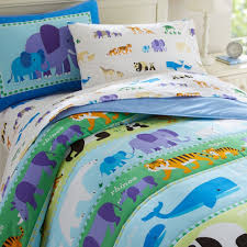 Dinosaur Double Duvet Bedroom Childrens Quilt Covers Kids Double Duvet Little
