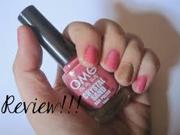 review omg oh my golly crystal sand nail polish ohitsmaica