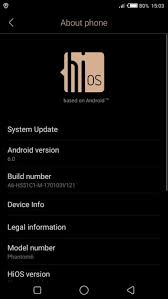 update os android update software tecno phantom 6 android 6 0 device guides