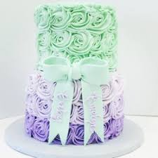 lavender baby shower shower cakes les amis bake shoppe