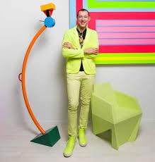 Karim Rashid Interior Design Enter The Technicolor Dreamland Of Designer Karim Rashid New