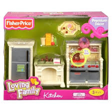 loving family kitchen furniture loving family dollhouse kitchen fisher price loving family