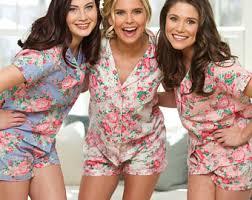 bridesmaid pajama sets bridesmaid floral pajamas bridesmaid pj s bridal pj