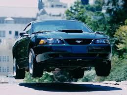 2001 Mustang Custom Interior 2001 Bullitt Ford Mustang Specifications