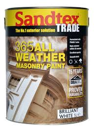 extend the decorating season with sandtex trade 365 all weather