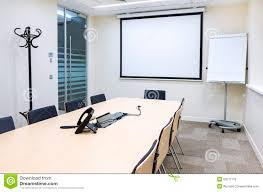 empty small bright meeting room stock photo image 50211176