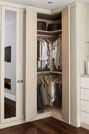 bedrooms wood closet organizers closets by design corner closet