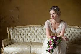 vintage wedding dresses london vintage wedding dresses from sally lacock chic vintage