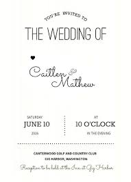 simple wedding invitation wording ideas wedding invitations wording casual and wedding invitation