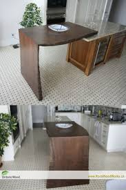 Kitchen Islands Ontario by The 12 Best Images About Custom Made Wood Kitchen Islands On Pinterest