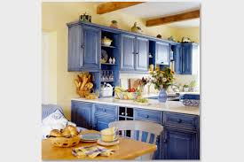 Home Paint Decor Blue Kitchen Decor And This Kitchen Blue Home Paint Decor