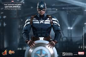 marvel captain america steve rogers sixth scale figure