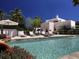 b2785 moroccan style villa with private pool and landscaped