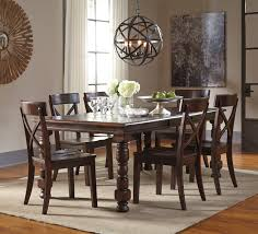 ashley gerlane dining set solid wood dream rooms furniture
