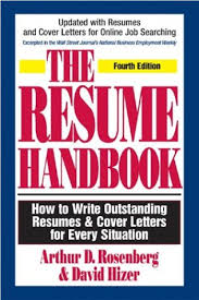the resume handbook how to write outstanding resumes and cover