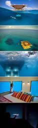 manta resort underwater room and 5 more incredible underwater