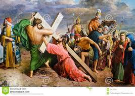 crucifixion of jesus christ stock photography image 27611772