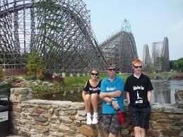 El Toro Roller Coaster Six Flags Roller Coaster Tour America 2011