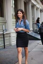 casual pencil skirt best 25 black pencil skirt ideas on black with
