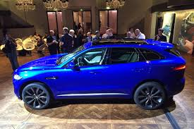 jaguar jeep new jaguar f pace revealed pictures new jaguar f pace live
