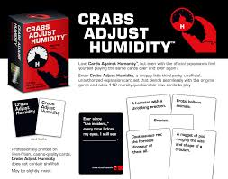 cards against humanity stores crabs adjust humidity a