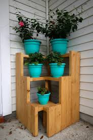 plant stand impressive herb plant stand photo concept outdoor