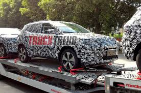 jeep utility trailer spied 2018 jeep compass patriot replacement photo u0026 image gallery