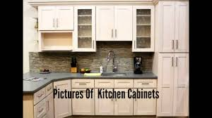 pictures of kitchen cabinets youtube