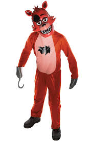 five nights at freddy u0027s foxy child costume purecostumes com