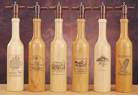 unique shaped wine bottles wine bottle pepper mill