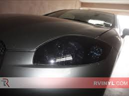 rshield mitsubishi eclipse 2006 2012 headlight protection kits
