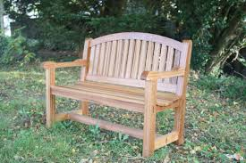 bench wooden garden benches uk seater antique grey large wooden