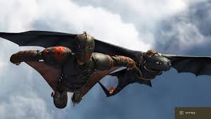 train dragon 2 2014 dreamworks animation