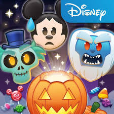 disney emoji blitz celebrates halloween with hatbox ghost and