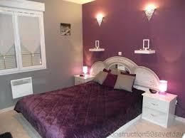 chambre prune et gris peinture prune chambre notre chambre 04 01 2011 de