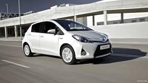 2013 toyota yaris information and photos zombiedrive