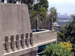 hollyhock house decorative cast stone restoration and reinstallation los