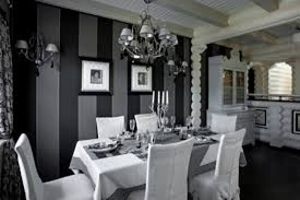 striped walls with black and white color scheme gorgeous black striped walls with black and white color scheme