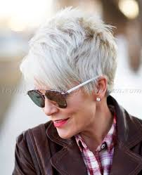 trendy gray hair styles short hairstyles over 50 short gray hair trendy hairstyles for